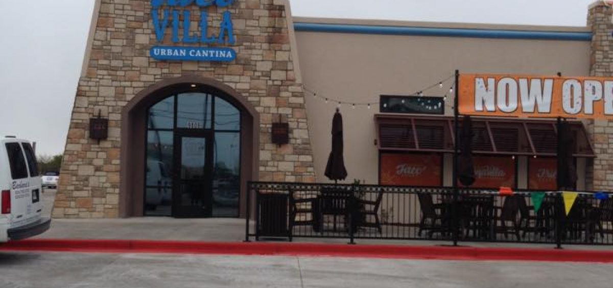Taco Villa Lubbock Texas