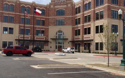 Happy State Bank Lubbock Texas - Window Tint